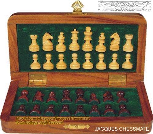 Gioco degli scacchi versione da viaggio